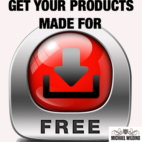 Get Your Products Made For Free