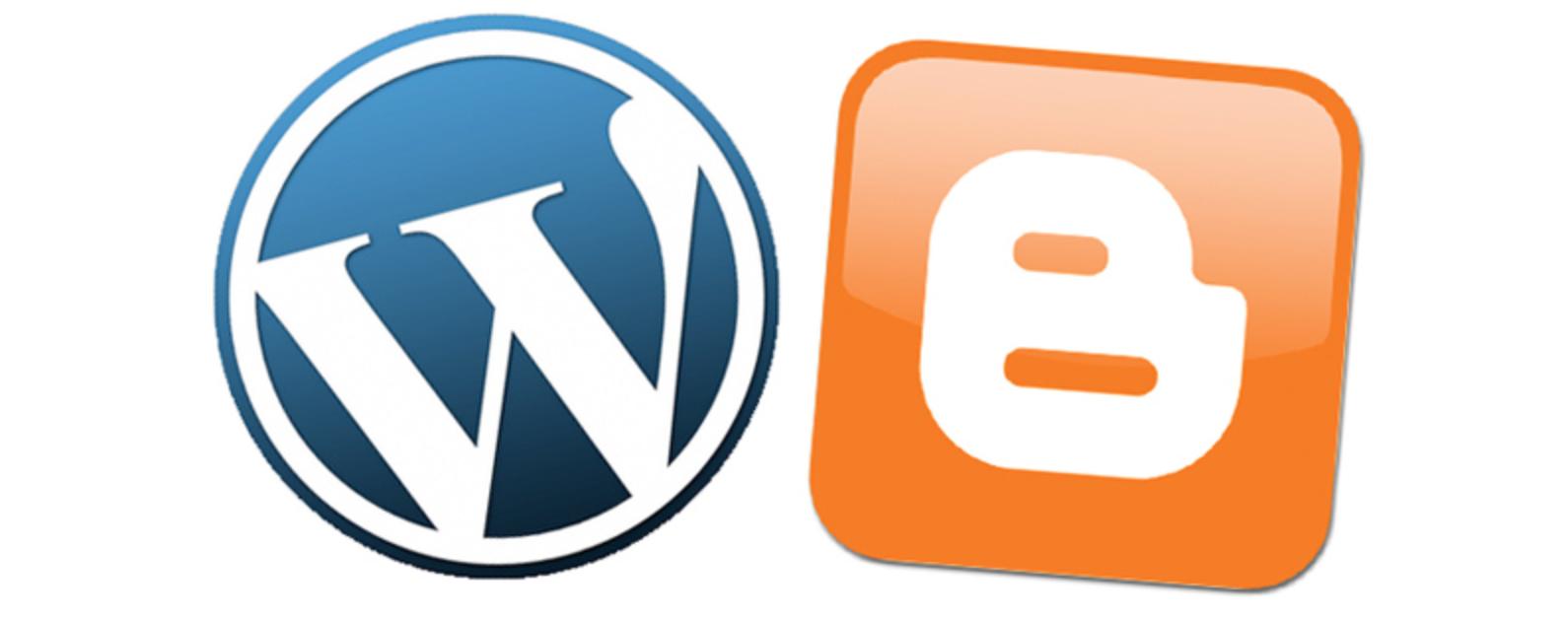 Blogger or WordPress?
