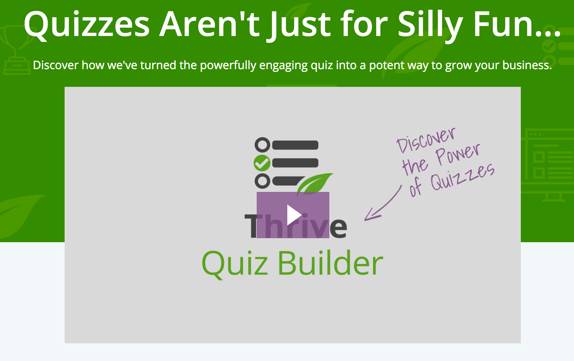 How To Use Quizzes To Cash In