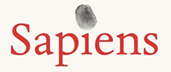 Sapiens (it kinda makes you think!)
