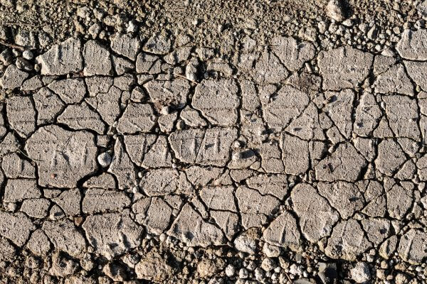 A mud floor? Yes please!