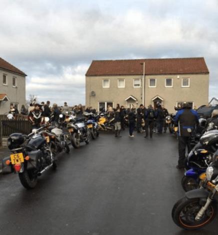 127 Bikers Beat Bullies